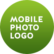 mobile photo logo